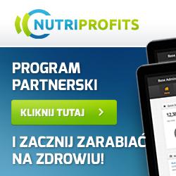 Program Partnerski NutriProfits - zarabiaj na zdrowiu