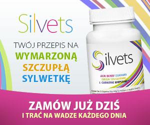 Silvets - Kompleks naturalnych składników wspomagających odchudzanie